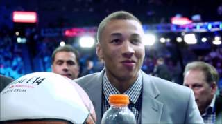 Dante Exum at the 2014 NBA Draft