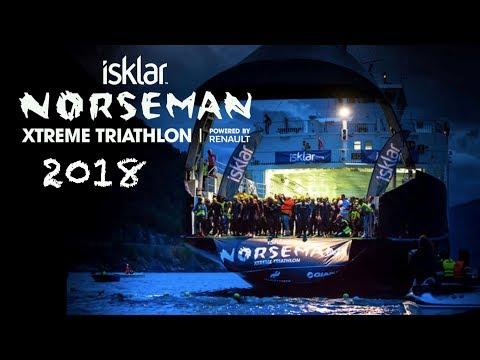 Isklar Norseman Xtreme Triathlon 2018