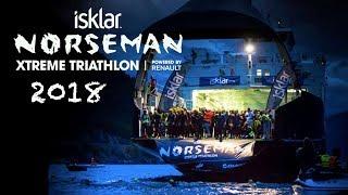 видео: Isklar Norseman Xtreme Triathlon 2018