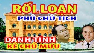 Rối loạn phủ Chủ Tịch - Danh tính kẻ chủ mưu về cái c.h.ế.t của chủ tịch Trần Đại Quang