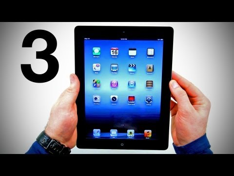 iPad 3 Review / Rant (New iPad Review / 3rd Gen / 2012)