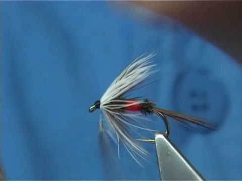 Tying the Royal Coachman SoftHackle by Davie McPhail