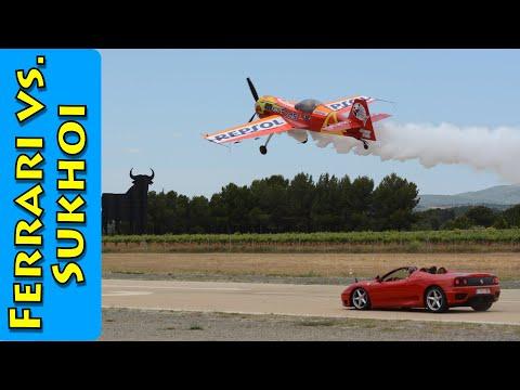 Ferrari vs. Sukhoi – Who will win ?