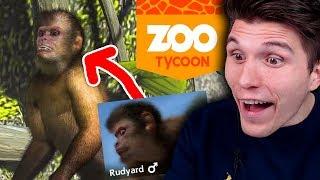 Wir adoptieren einen AFFEN!   Zoo Tycoon Ultimate #05