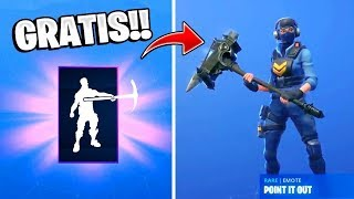 HOW TO GET the NEW SKIN, EMOTE and FREE BALLI on Fortnite