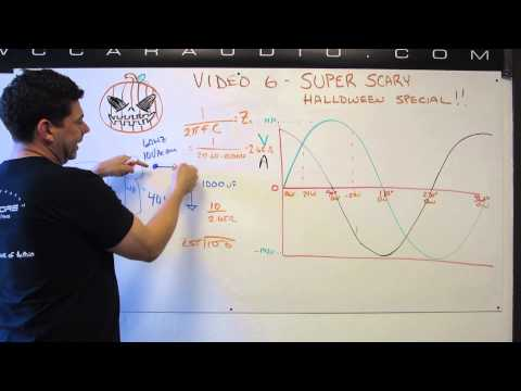 D'Amore Engineering University.  Video 6 - AC Current and Power (Halloween Special)
