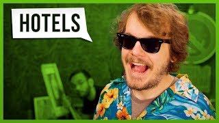 10 Arten von Hotelbesuchern