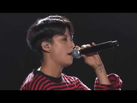 160730 KCON LA - AMBER Talking and Borders