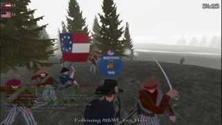 M&B: North & South - Line Battle #7 31.08.13