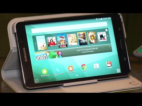 CNET Update - Barnes & Noble Nook gets the Galaxy treatment
