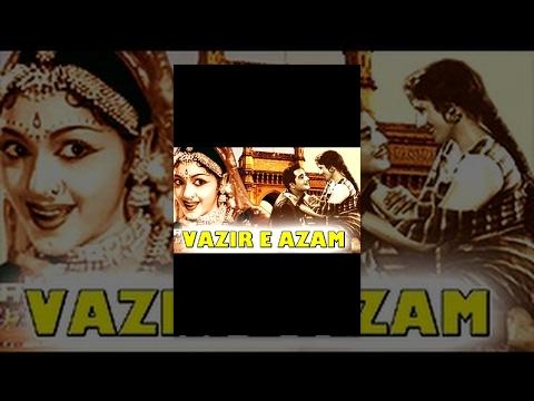 Wazir E Azam | Nadira, Suresh, Indira, Shyam | Bollywood Hindi Full Movie
