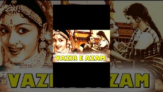 Wazir E Azam | Nadira, Suresh, Indira, Shyam | Bollywood Hindi Full Movie