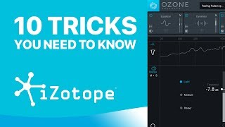 10 Tricks You Need to Know in Izotope Ozone 8