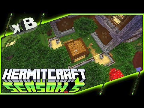 Private Garden Gazebo! :: HermitCraft Season 5 :: Ep 111