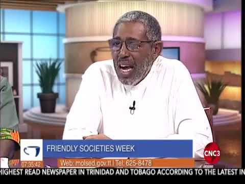 Friendly Societies Division Interview | CNC3 Television Trinidad and Tobago  - THE MORNING BREW