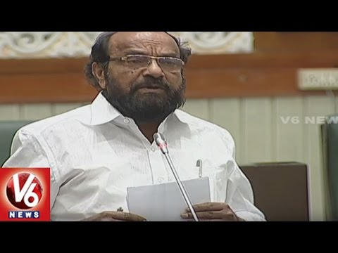 Telangana Assembly Budget Sessions | Teachers Post Recruitment | V6 News