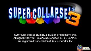 Super Collapse! 3 (2007, PSP) - 01 of 15: Fledgling Fields [720p]