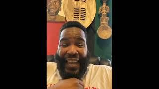 Dr Umar Johnson on LeBron, Kaepernick, the NFL & NBA (7.1.20)