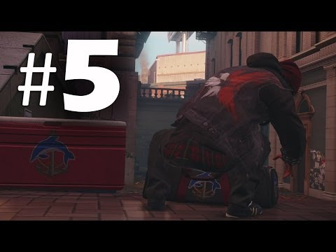 Infamous Second Son Part 5 - Chasing the Light - Gameplay Walkthrough PS4