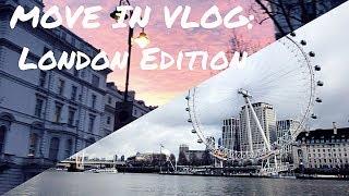 MOVING TO LONDON: BU STUDY ABROAD