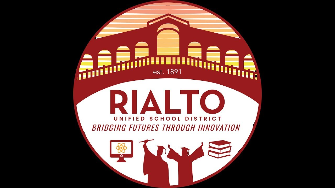 Rialto Unified School District Board Meeting Videos