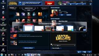 hacker de IP LoL (League of legends) Atualizado