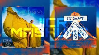 Jennifer Lopez x DJ Snake - Ni tú ni yo / Taki Taki - Ft Gente de Zona Cardi B Ozuna Selena Gomez