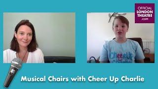Cheer Up Charlie Q&A with Emma De Souza