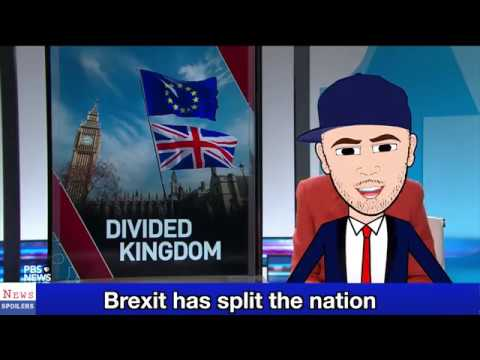 NewsSpoilers #7 NEWS RAP Brexit may lead to Martial Law, US Snow muggers, Store gives free food