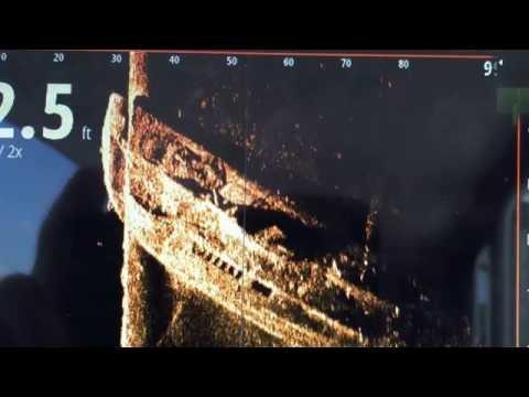 Shipwrecks off New Bedford