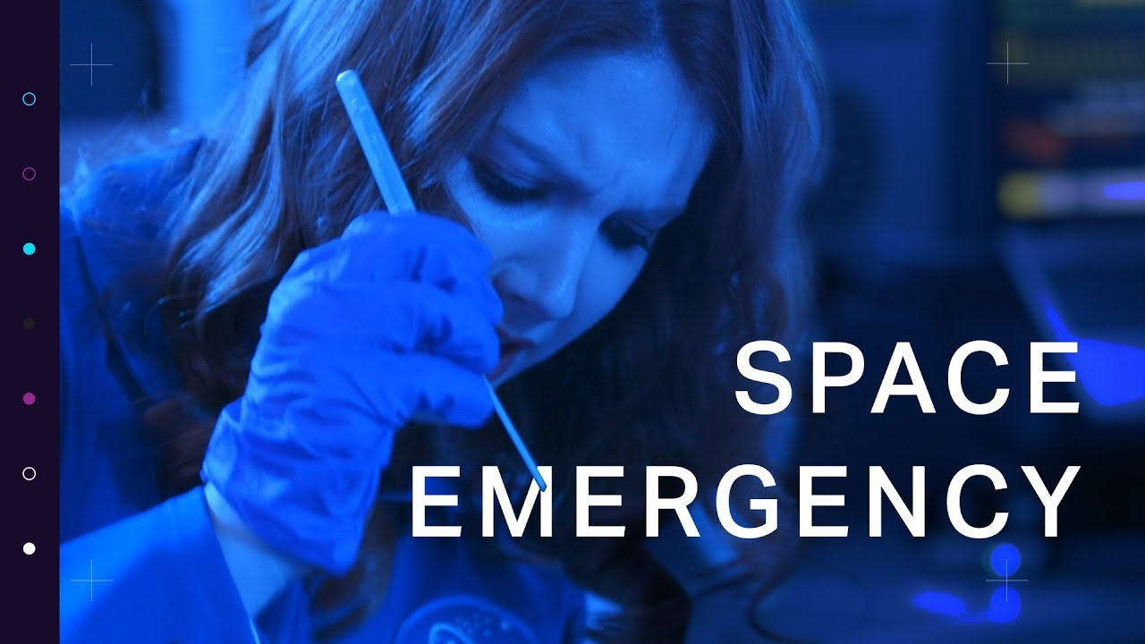 How astronauts handle medical meltdowns in space