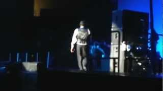 2012 NE Bobby Brown and Ralph Tresvant get into and arguement on stage PT. 5