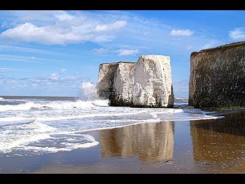 Botany Bay - удивительный пляж восточной Англии.