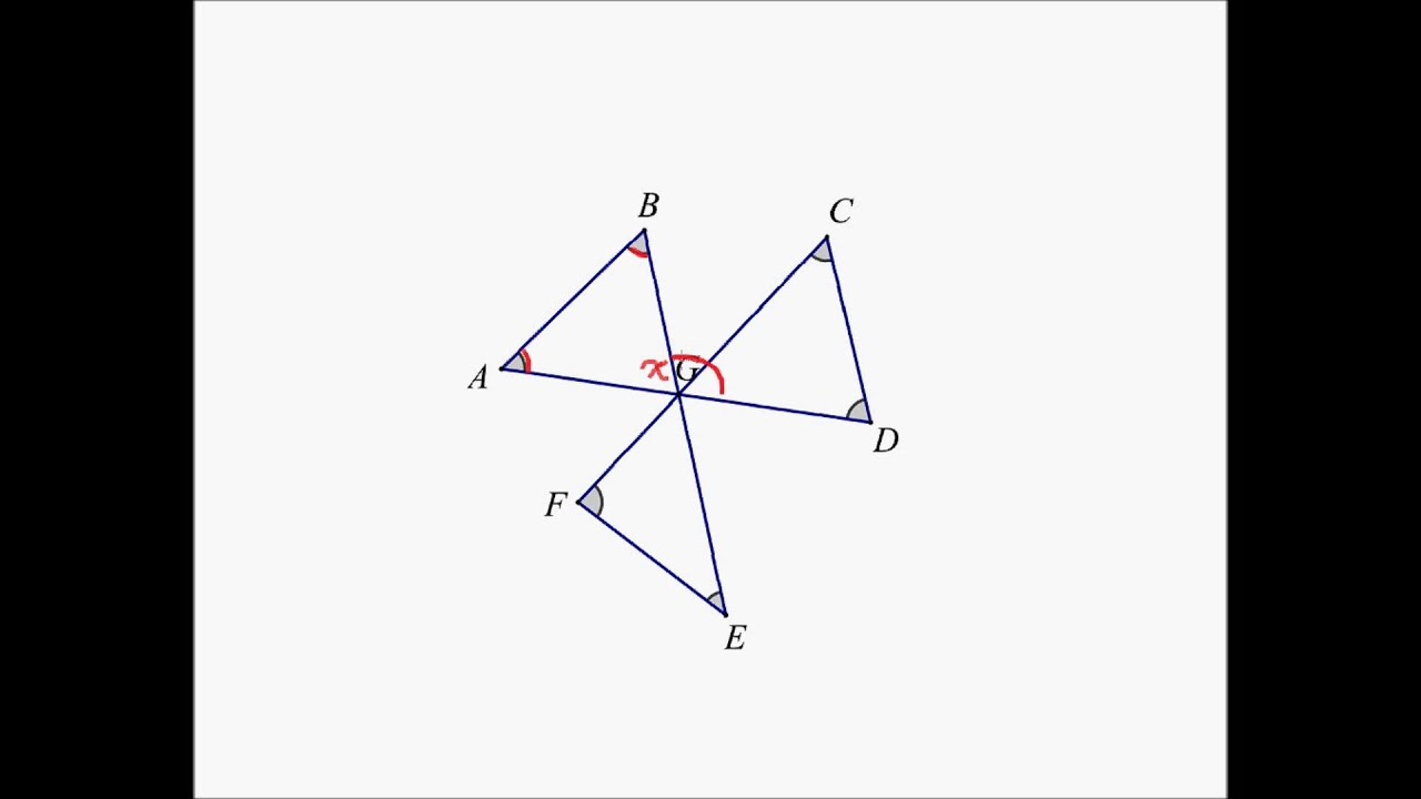 a challenging geometry problem  a challenging geometry problem