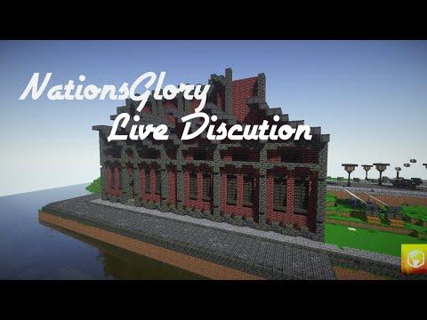 [-Live-] NationsGlory : Débat !