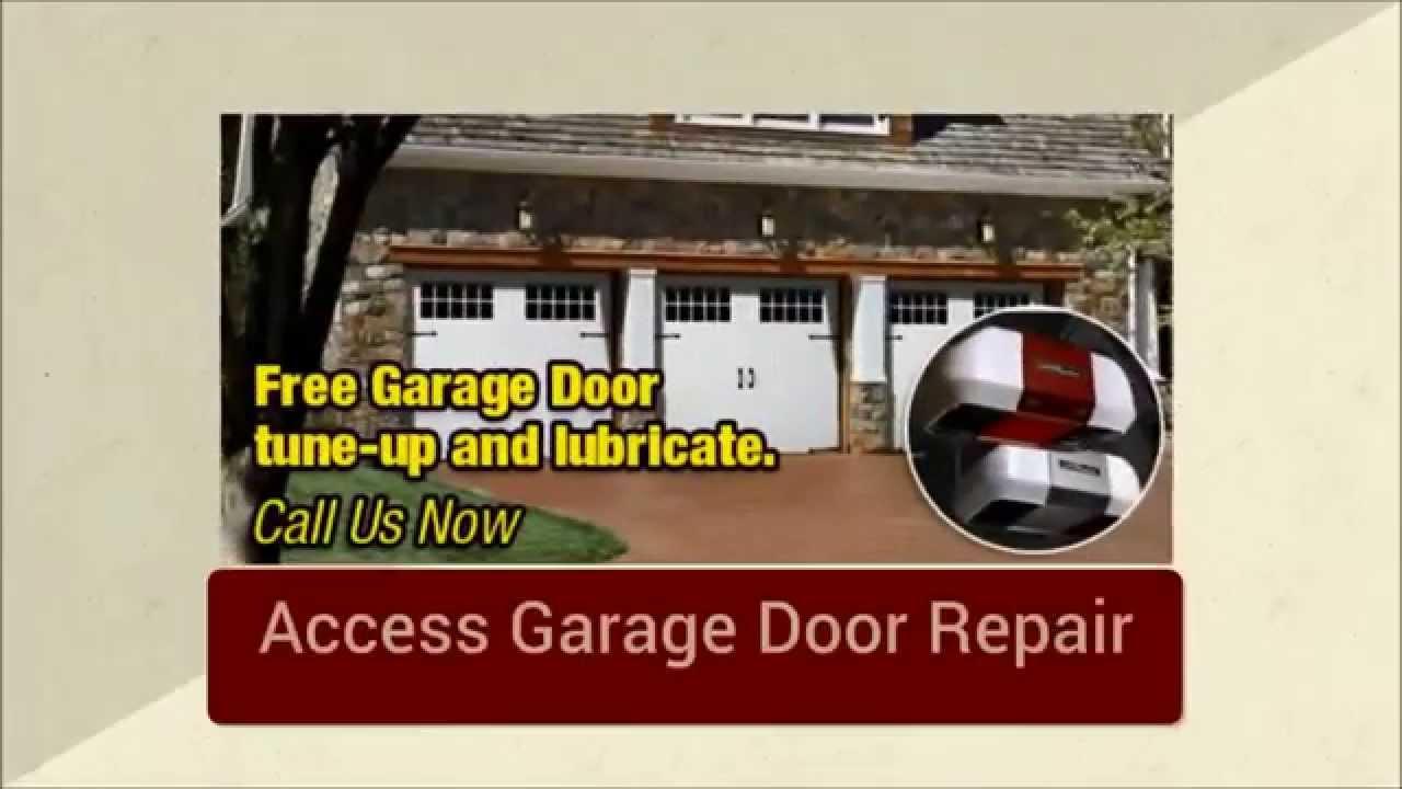 Garage door repair santa monica 310 870 1396 access for Garage door repair santa monica