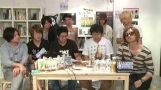 「残響record Compilation vol.4」の発売前夜、2014/08/19(火) 21:30か...