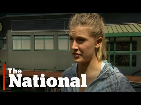 "Eugenie Bouchard Responds to ""Haters"""