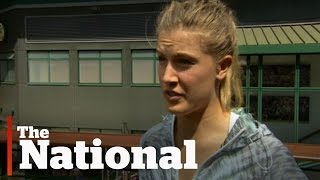 Eugenie Bouchard Responds to
