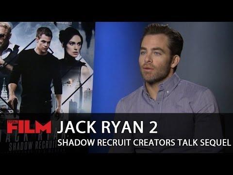 Jack Ryan creators talk Jack Ryan 2