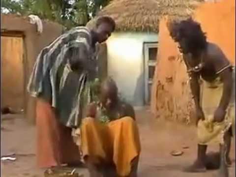 togolese money ritual
