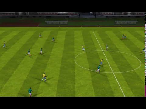 FIFA 14 Brazil VS Mexico: Hulk goal