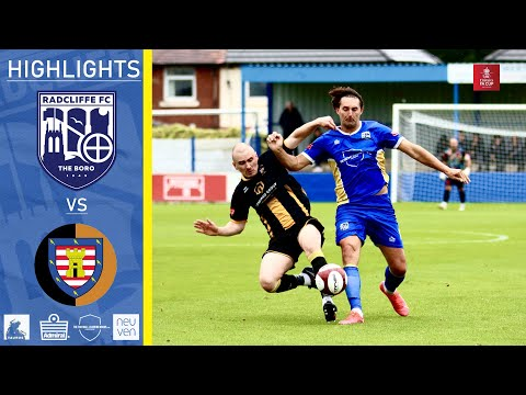 Radcliffe Morpeth Goals And Highlights