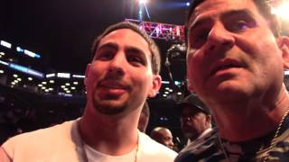 angel garcia for 40 million we will fight pacquiao EsNews Boxing