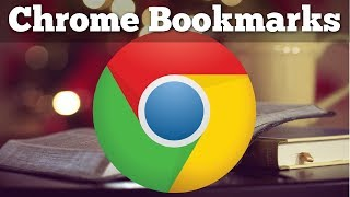 Chrome Bookmarks   Tutorial For Beginners