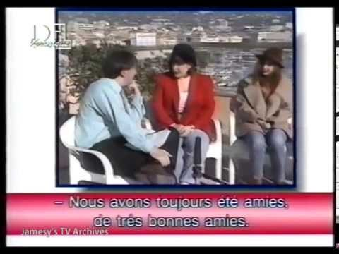WILSON PHILLIPS Rare French TV Interview RTL VERONIQUE July 1990