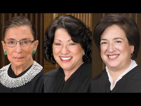 Women SCOTUS Justices Blast Texas Anti-Choice Law, Will Male Colleagues Follow Suit?