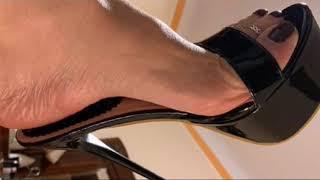 Sandalias De Tacon Para Mujer