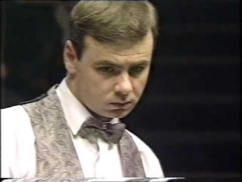 World Snooker Championship 1994   Jimmy White Vs Darren Morgan   Semi Final   Part 2 of 2