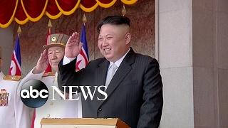 North Korea says it